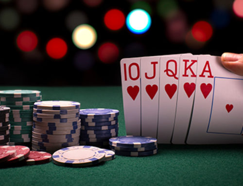 Gamblers need to Know When to Hold 'Em for taxes !