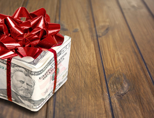 "Pre-Christmas ""Gift"" .. Are gift taxes due?"