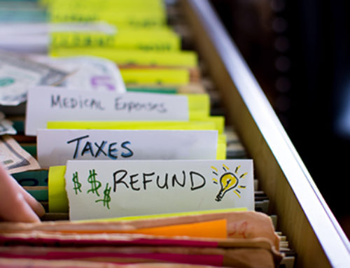 How long to keep old tax files ? It depends…